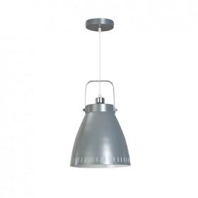 Hanglamp Acate Enkel Grijs