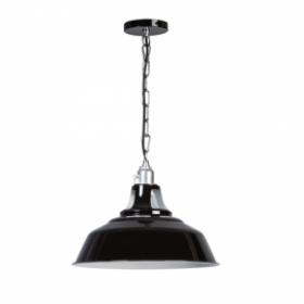 Hanglamp Monopoli Zwart 37,5 cm