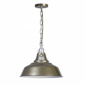 Hanglamp Monopoli Groen/Grijs 37,5 cm