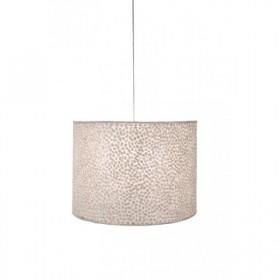 Hanglamp Wangi Wit Cilinder 30 cm