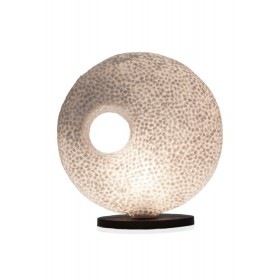 Tafellamp Wangi Wit Donut 45 cm