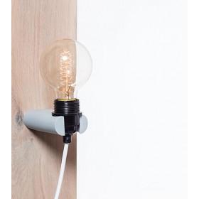 Wandlamp Industrieel No.16 Grijs