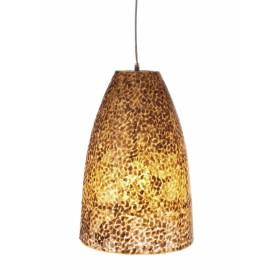 Hanglamp Wangi Goud Koker M