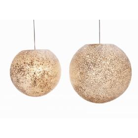 Hanglamp Wangi Wit Bol 40 cm
