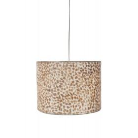 Hanglamp Wangi Goud Cilinder 55 cm