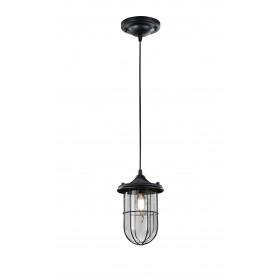 Hanglamp Vintage Birte Zwart