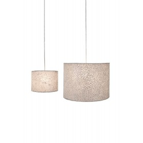 Hanglamp Wangi Wit Cilinder 55 cm