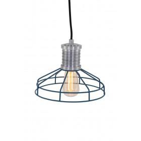 Hanglamp Wire-O Blauw Anne Lighting