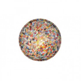 Wandlamp Glass Multi Color Moon 40 cm