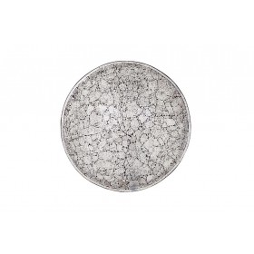 Wandlamp Glass Wit Rond 70 cm