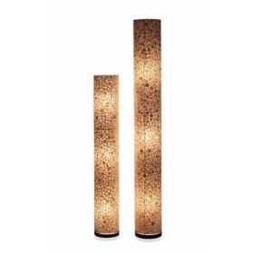 Vloerlamp Coin Gold Cilinder Goud 200 cm