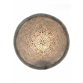 Wandlamp Ekas Wit Rond 40 cm