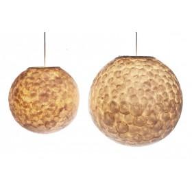 Hanglamp Full Shell Bol 50 cm