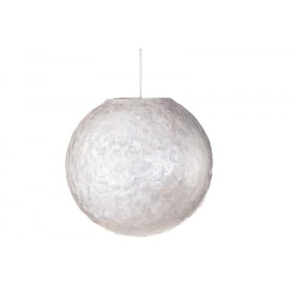 Hanglamp full shell bol verlichting grote for Bol com verlichting