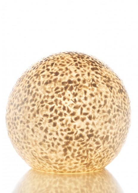 Tafellamp wangi wit staande bol verlichting for Bol com verlichting