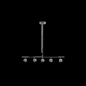 Hanglamp Globo Staal