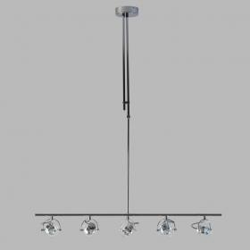 Hanglamp Vetro Chroom