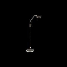 Vloerlamp Messina Brons