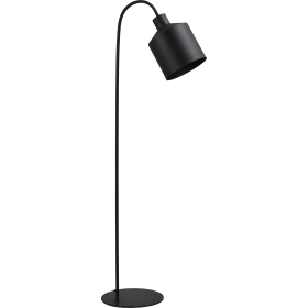 Vloerlamp Boris zwart Masterlight