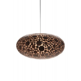 Hanglamp Coin Gold Ufo M 60 cm