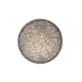 Wandlamp Glass White 40 cm