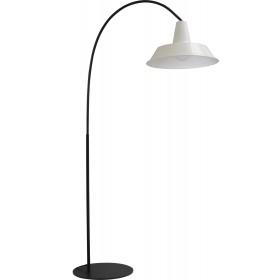 Vloerlamp Prato White Masterlight.