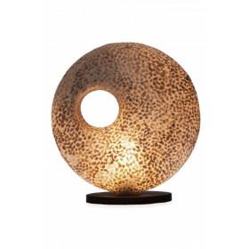 Tafellamp Wangi Goud Donut 45 cm