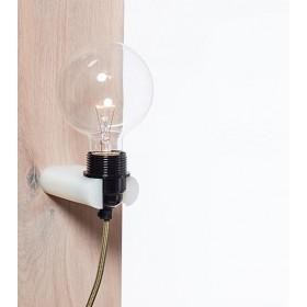 Wandlamp Industrieel No.16 Wit