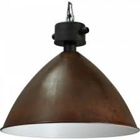 Hanglamp Industria Rust White Masterlight 2006-25