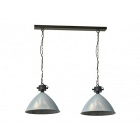 Hanglamp Industria Rust White Masterlight 2006-25-R