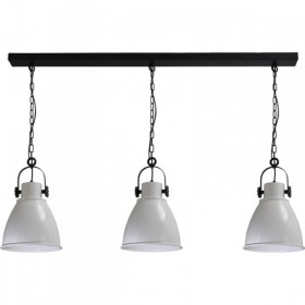 Hanglamp Industria White Masterlight 2007-06-B-130-3