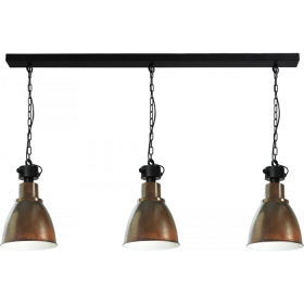 Hanglamp Industria Rust White Masterlight 2007-25-130-3