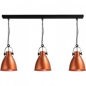 Hanglamp Industria Copper Masterlight 2007-55-B-130-3