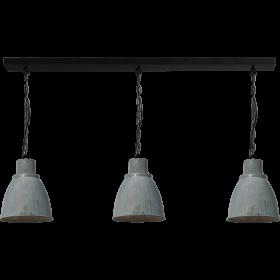 Hanglamp Industria Zinc Masterlight 2007-60-H-130-3