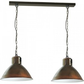 Hanglamp Rust White Industria 2011 Masterlight 2011-25-H-130-2