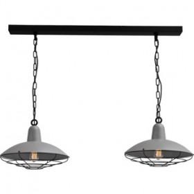 Hanglamp Concrete Look Industria Masterlight 2013-00-C-100-2
