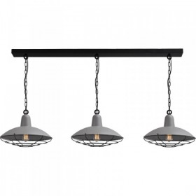 Hanglamp Concrete Look Industria Masterlight 2013-00-C-160-3