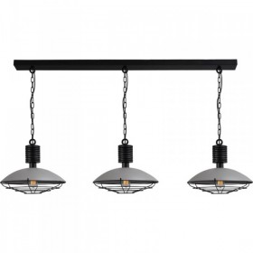 Hanglamp Concrete Look Industria Masterlight 2013-00-C-R-160-3