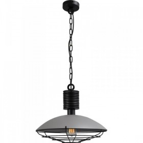 Hanglamp Concrete Look Industria Masterlight 2013-00-C-R