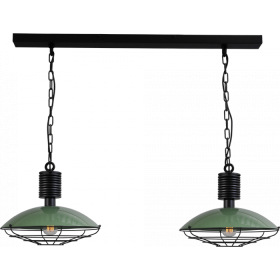 Hanglamp Green Industria Masterlight 2013-04-C-R-100-2