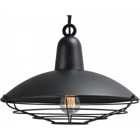 Hanglamp Black Industria Masterlight 2013-05-C