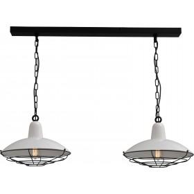 Hanglamp White Industria Masterlight 2013-06-C-100-2