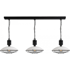 Hanglamp White Industria Masterlight 2013-06-C-R-160-3