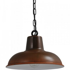 Hanglamp Di Panna Rust White Masterlight 2046-25-K
