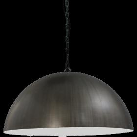 Hanglamp Larino Gunmetal White Masterlight 30 cm