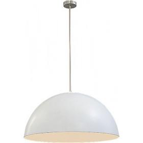Hanglamp Industrieel Larino white/white 80cm