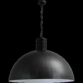Hanglamp Larino Gunmetal White Masterlight 80 cm