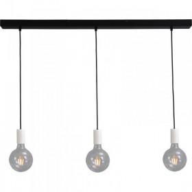 Hanglamp Tessi White Masterlight 2037-06-100-3