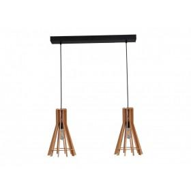 Hanglamp Wooden Fins Masterlight 2270-25-70-2