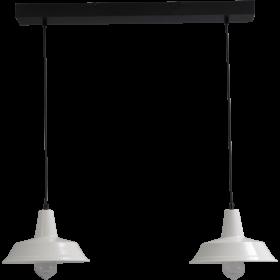 Hanglamp Prato White Masterlight 2545-06-70-2